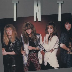 TNT - Tell No Tales - Front