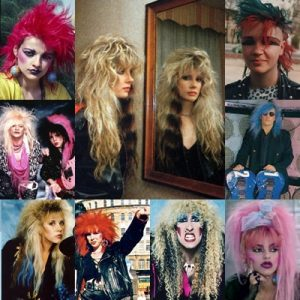 coloredhair-80s